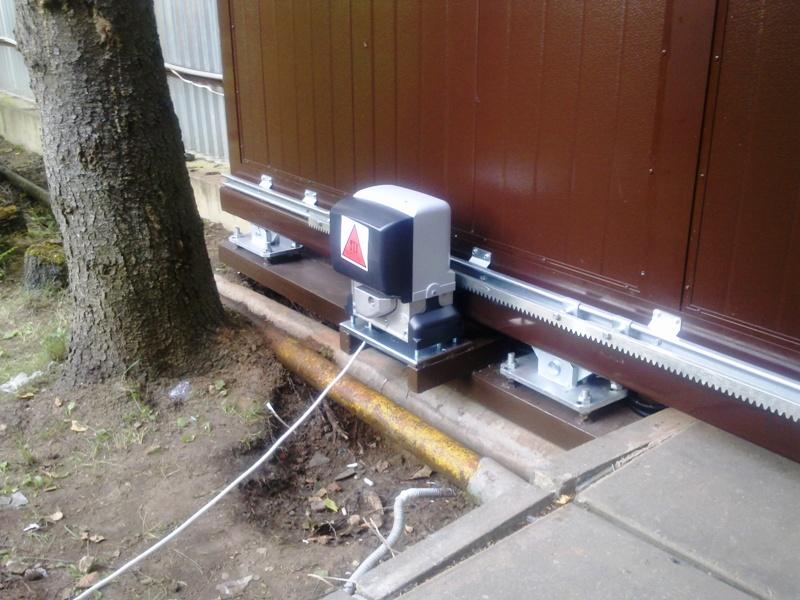 Came автоматика для ворот jnrfnys как делается забор из профнастила